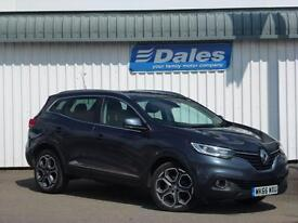 Renault Kadjar 1.6 dCi Dynamique S Nav 5Dr Hatchback Diesel (titanium grey) 2016