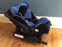 Recaro - Young Profi Plus baby car seat