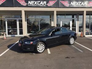 2014 Audi A4 2.0 QUATTRO KOMFORFT AWD AUT0 LEATHER SUNROOF 138K