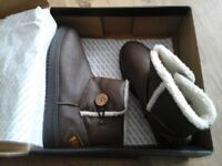 new boots for sale size 6