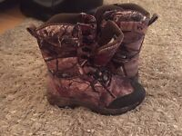 Mens boots for sale, size 10
