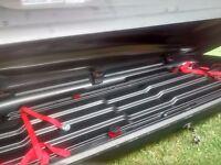Hapro Traxer 6.6 Roof Box