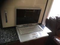 HP Altec Lancing laptop