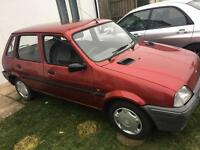 1993 rover metro. 21k from new.