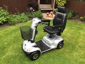 Mobility Scooter Invacare Orion (2015)