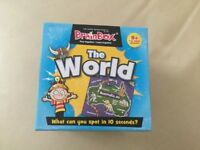 Brain Box The World