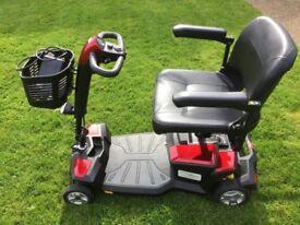 Pride Apex Elite Mobility Scooter excellent condition