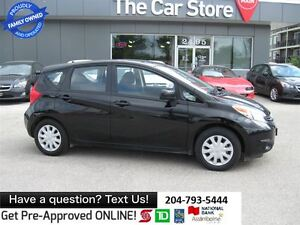 2014 Nissan Versa Note 1.6 SV - BLUEOOTH, FACTORY WARRANTY, 1 OW