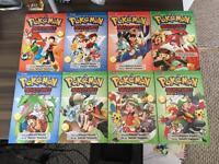 Pokemon Adventures Manga: Ruby and Sapphire full set