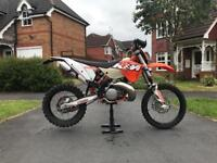 KTM 300 Exc Factory Edition 2011