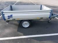 Ifor williams euro trailer braked