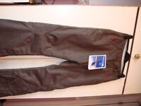 Mens Snowboard/Ski Trousers, brand new, never worn.