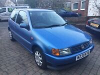 VW Polo 1.3 cl,50k,vw history,2 lady owners,mot aug 2018