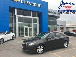 2014 Chevrolet Cruze LT AIR BLUETOOTH CRUISE JUST OFF LEASE!!!