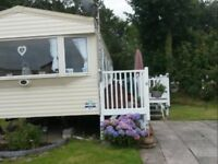 Static caravan to hire,New quay west Wales