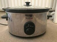 Breville 4.5L Slow Cooker Stainless - perfect working order
