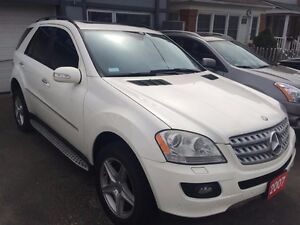 2007 Mercedes-ML 500-4MATIC-CERTIFIED & E-TESTED-WE FINANCE
