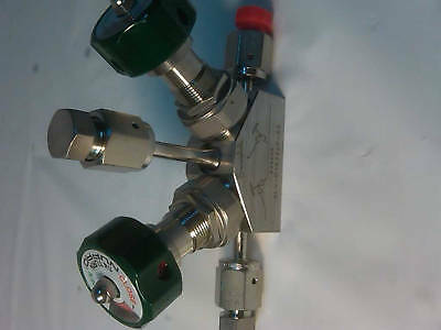 Swagelok 3 Way Manual Valve