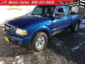 2010 Ford Ranger Sport, Extended Cab, Manual, Only 119, 000km