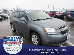 2013 Chevrolet Orlando 1LT! ONLY 58K! Trade-In! Save!