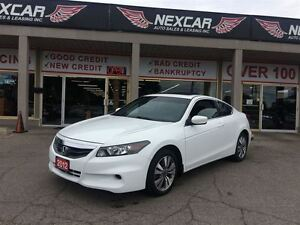 2012 Honda Accord EX C0UPE AUT0 A/C SUNROOF 93K