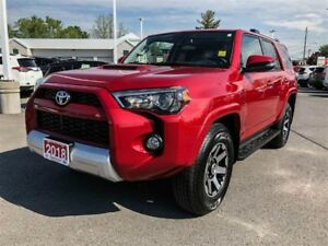 2018 Toyota 4Runner TRD OFF ROAD!