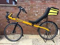 Giro Recumbent Bicycle