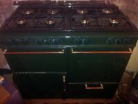 Double Size Large Diplomat Gas Cooker