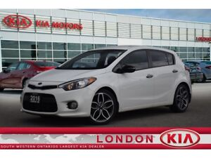 2015 Kia Forte5 1.6L SX - No Accidents, One Owner