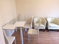 Large furnished double and single rooms @ £500 and £600 at GU2 9QQ