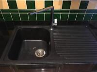 Kitchen Sink including mixer tap