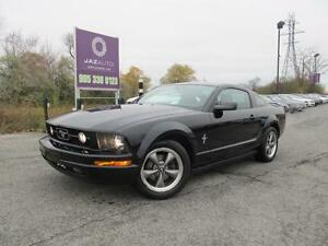 2006 Ford MUSTANG COUPE 1 YEAR WARRANTY CLEAN CAR PROOF