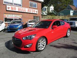 2013 Hyundai Genesis 2.0T, 6 Speed, Beautiful Car!! Sporty!