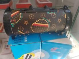 Louis vuitton print Bluetooth speaker