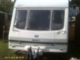 4 Berth Swift Caravan