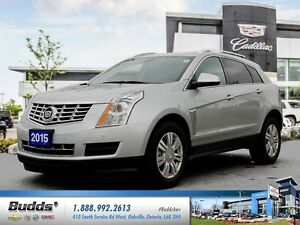 2015 Cadillac SRX Luxury 0.9% for up to 24 months O.A.C