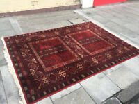Royal Keshan Rug 96 in x 67 in - free local delivery feel free to view , in good condition.