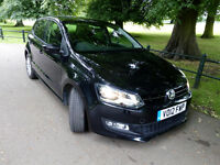 Volkswagen Polo 1.4 Match DSG AUTO 5dr , Low Miles, Clean inside and out
