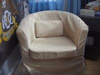 Ikea Ektorp Tullsta tub chair armchair covers