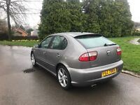 SEAT Leon 1.9TDI FR Hatchback 5d 1896cc px welcome swap