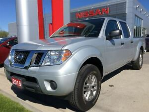 2015 Nissan Frontier SV 4X4, BLUETOOTH/USB, CRUISE, ALLOYS