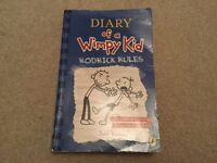 Diary of a Wimpy Kid Roderick Rules by Jeff Kinney great Childs book