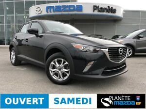 2016 Mazda CX-3 AWD GS AUTO AIR MAGS CRUISE BLUETOOTH
