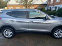 Nissan Qashqai Acenta 2014 - £0 tax!!