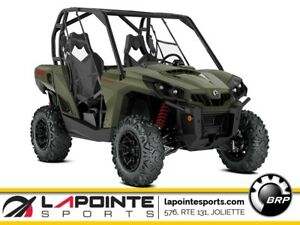 2019 Can-Am Commander 800R DPS