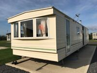 IDEAL STARTER HOLIDAY HOME - 3 BEDROOMS - CHOICE OF PARKS - STATIC CARAVAN - SWIMMING POOL - FISHING