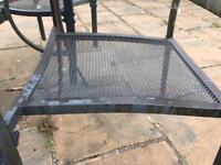 Garden furniture NOW SOLD