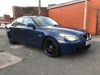BMW 530D 53 PLATE STARTS AND DRIVES EXCELLENT TAX AND TESTED HEATED SEATS SUNROOF FULLY LOADED