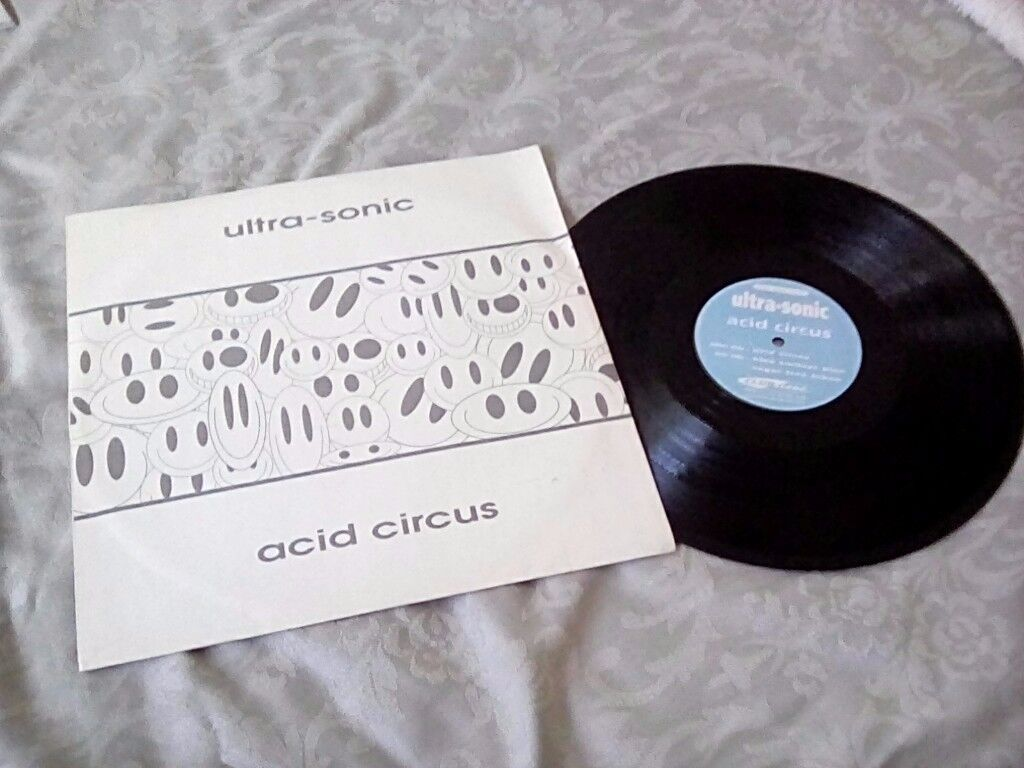 ULTRASONIC ACID CIRCUS ALBUM