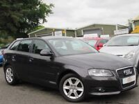 2008 AUDI A3 1.6 SE 101 MPI 5 DOOR 2 OWNERS FULL SERVICE HISTORY 77000 MILES EXCELLENT CONDITION